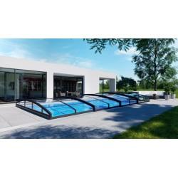 Abri de piscine Harmony